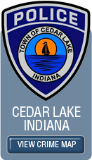Cedar Lake Crime Map